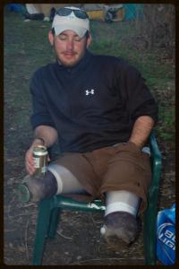 Chris S. on a Smith River trip