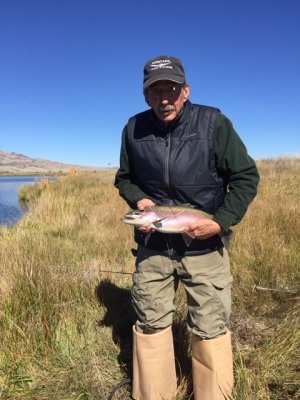 Jefferson river fly fishing report healing waters lodge for Fly fishing near me