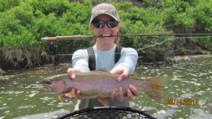 Fly fishing with healing waters lodge in southwest montana for Fishing access near me