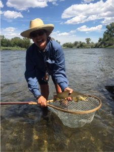 Fly Fishing on the Big Hole River in Montana