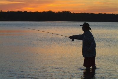 sunrise-fly-fisherman