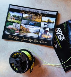 Fly Fishing School from Lewis & Clark Expeditions