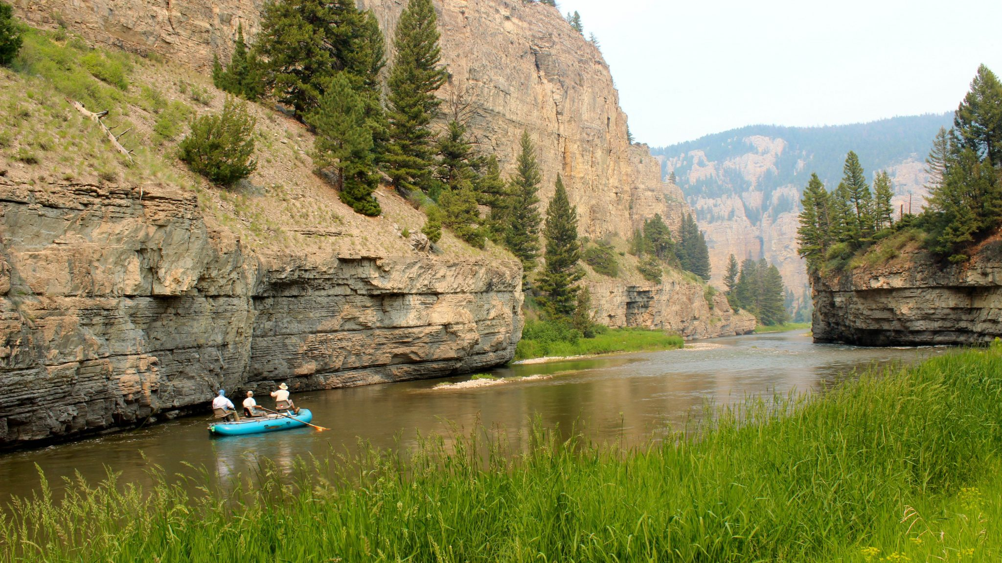 Smith river float healing waters lodge for Fly fishing classes near me