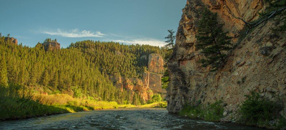 Smith River by Rabasca