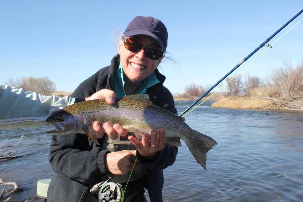Madison river fly fishing report healing waters lodge for Fishing report near me