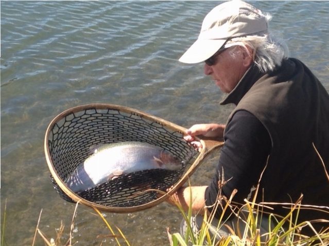 Fly fishing videos montana for Trout fishing near me