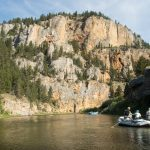 Float fishing the Smith River