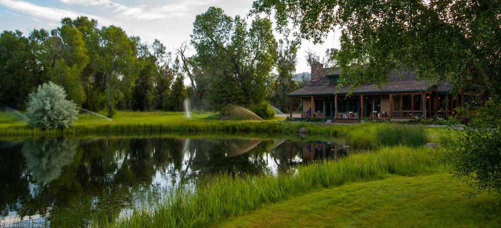Healing Waters Lodge in Montana