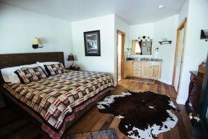 Heritage Guest Room at Healing Waters Lodge | Fly Fishing Lodge in Southwest Montana
