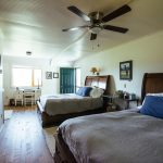 Franz Pott Room at Healing Waters Lodge | Fly Fishing Lodge Southwest Montana