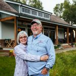 Mike and Laura Geary, Owners of Healing Waters Lodge