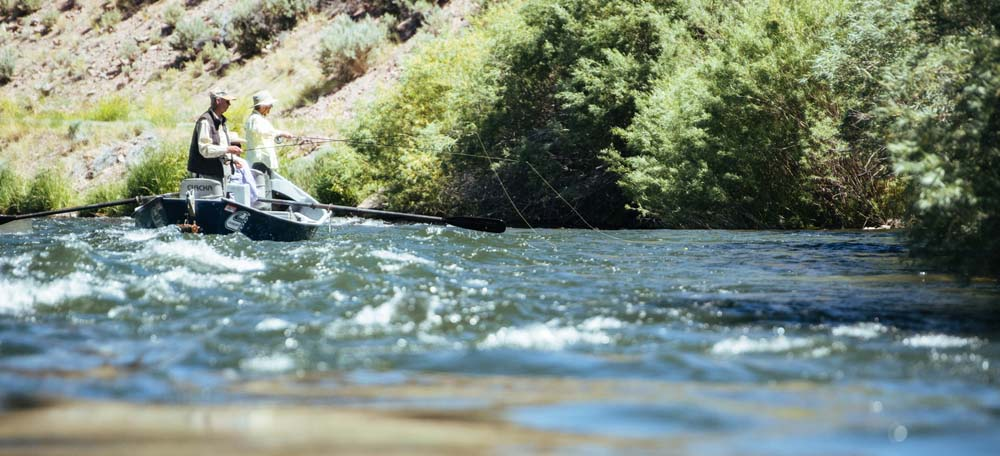 Montana Fly Fishing Float Trip with Healing Waters Lodge