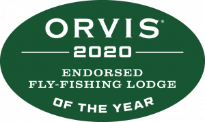 Healing Waters Lodge - 2020 ORVIS Endorsed Fly-Fishing Lodge