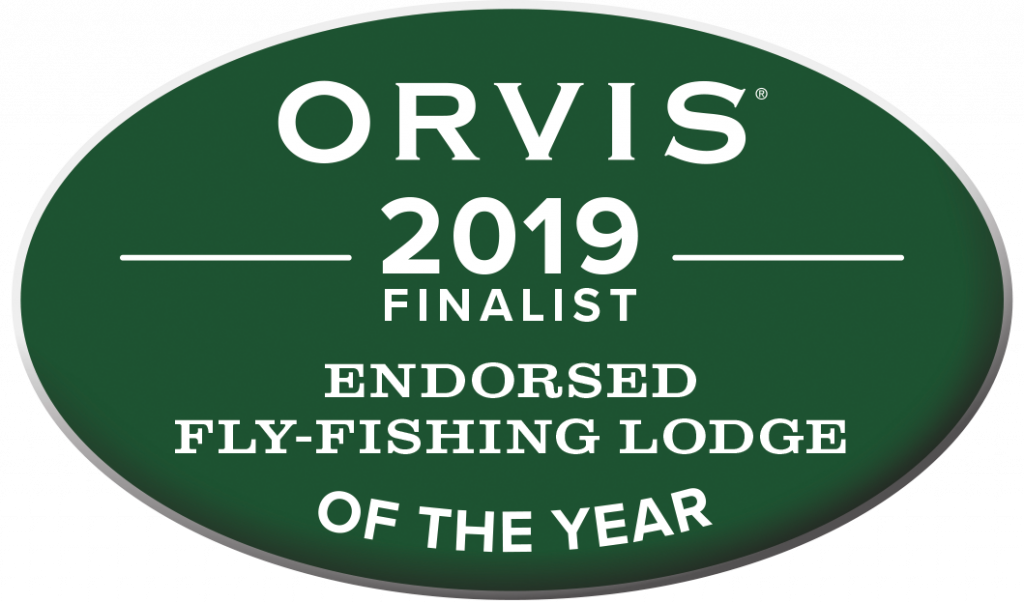 Healing Waters Lodge - 2019 ORVIS Endorsed Fly-Fishing Lodge
